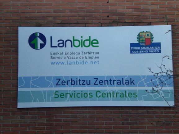 Lanbide-oficinas centrales