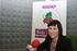 La Directora de Innovación e Industrias Alimentarias, Amaia Barrena, en una entrevista sobre la Huella de Carbono